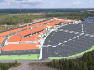 Suomen ensimmäinen outlet-kylä avautuu Vaalimaalle